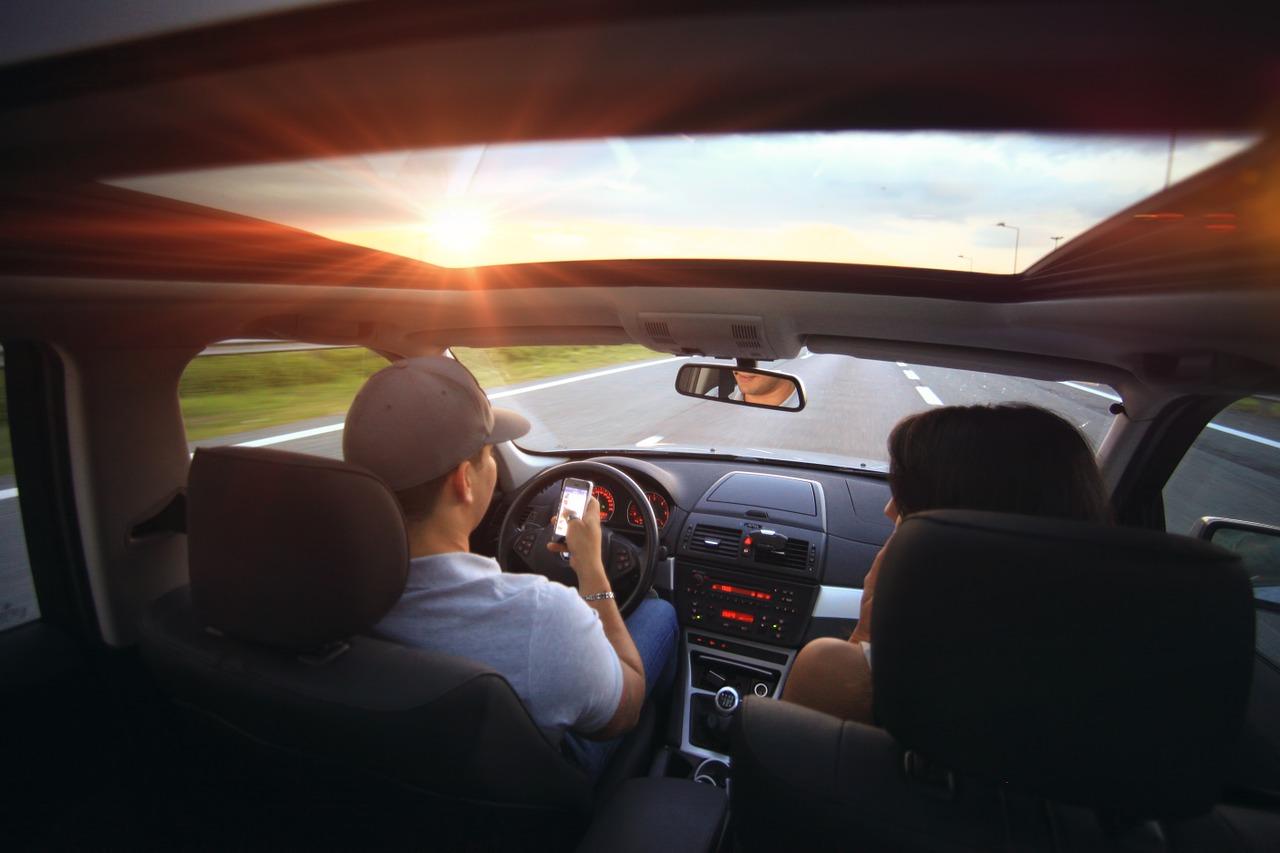 Angst voor autorijden